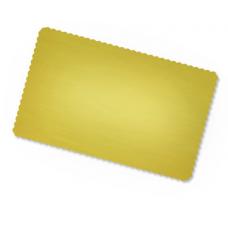 Alumīnija vizītkartes (10 gab. komplekts)  Nr.199/19