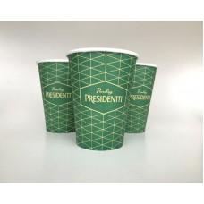 Papīra krūzes ar apdruku Nr.234/4 - 350 ml (viena slāņa)